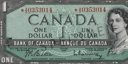 1954-1-dollar-recto