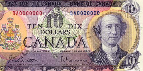 1969-1979: The Scenes of Canada Series - Bank of Canada Museum