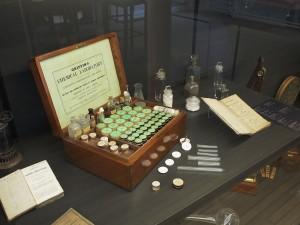 Box of test tubes