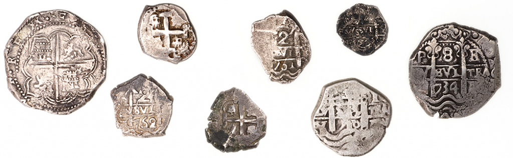 Handmade coins