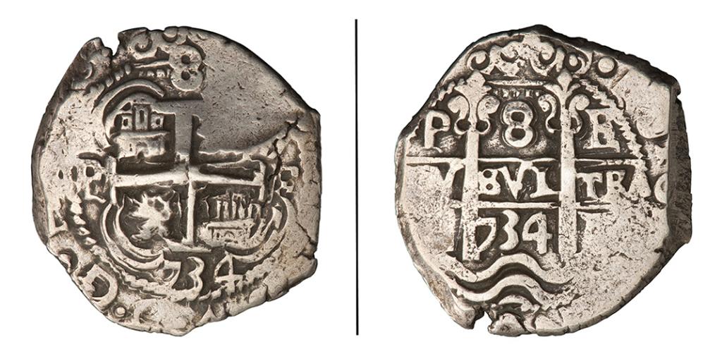 Handmade coin