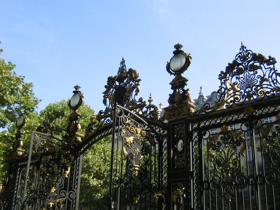 Beautiful gates