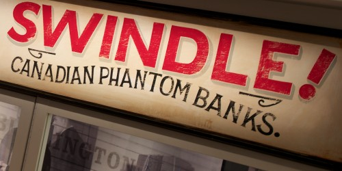 Swindle! Canadian Phantom Banks