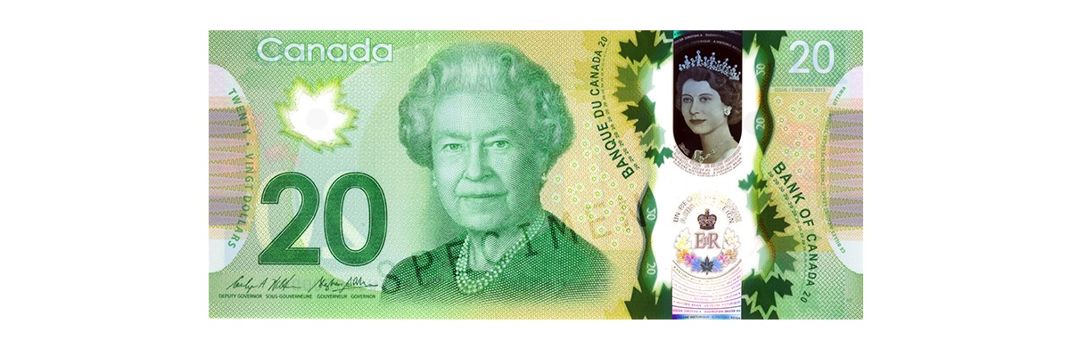 Frontiers Series $20 Commemorative Note - Bank of Canada Museum