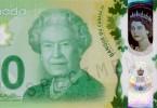2015 commemorative $20 bill