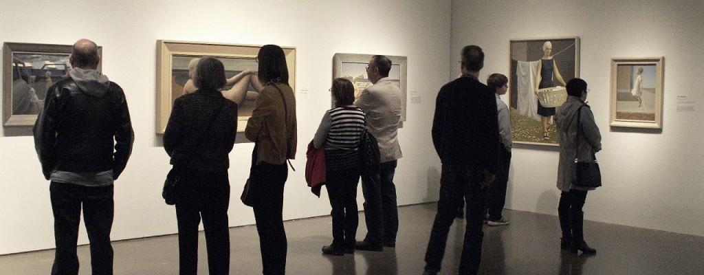exhibition crowd