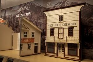 frontier building model