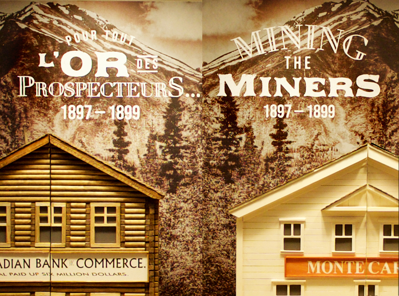Gold Rush! and Mining the Miners - Bank of Canada Museum