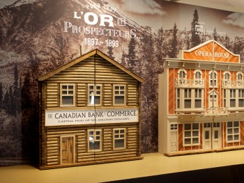 model log building