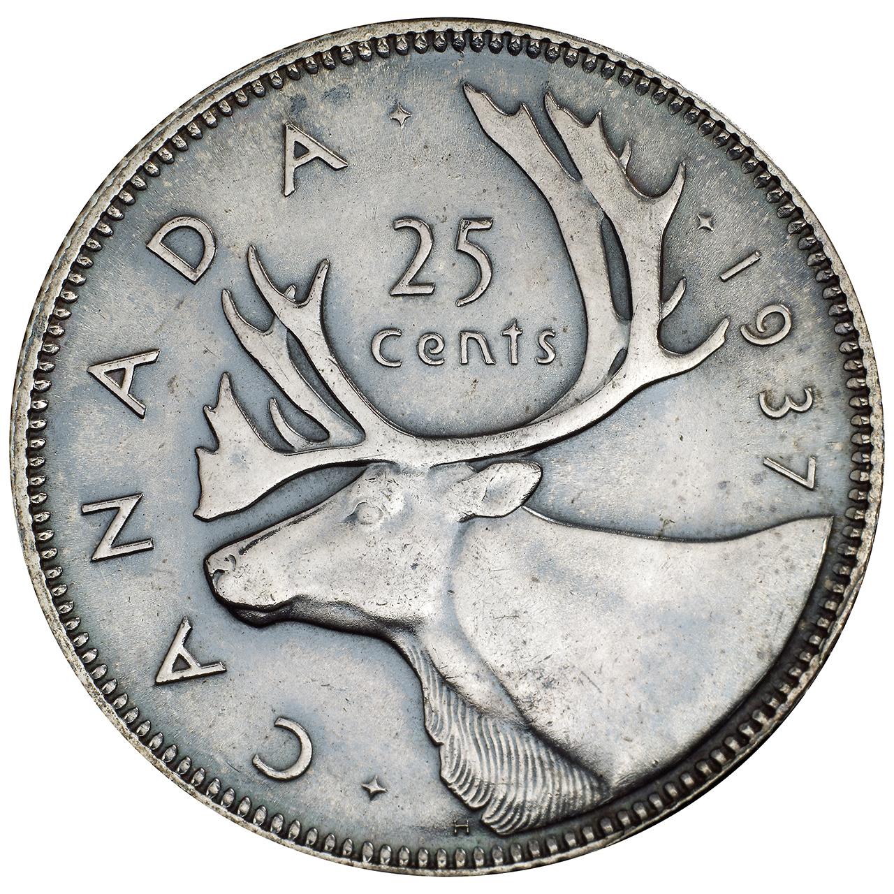 1937 quarter