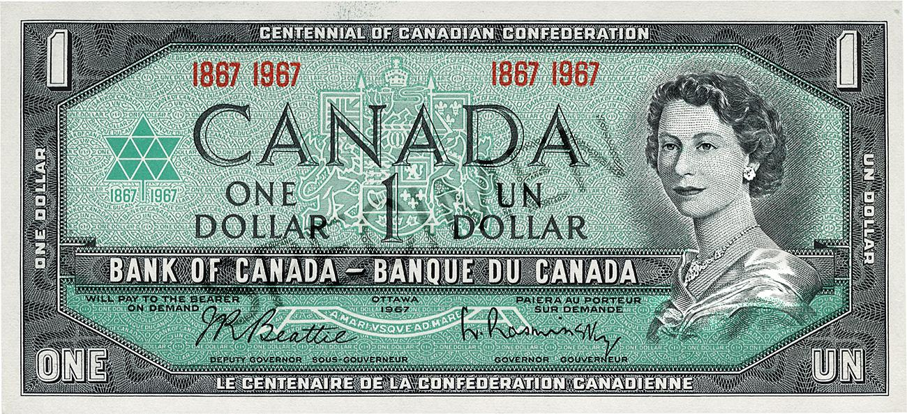 150 Years Since Confederation - Bank of Canada Museum