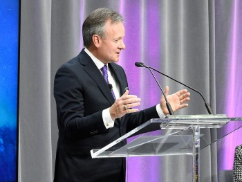 Governor Poloz speaking