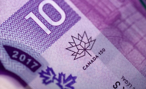 The Canada 150 Bank Note