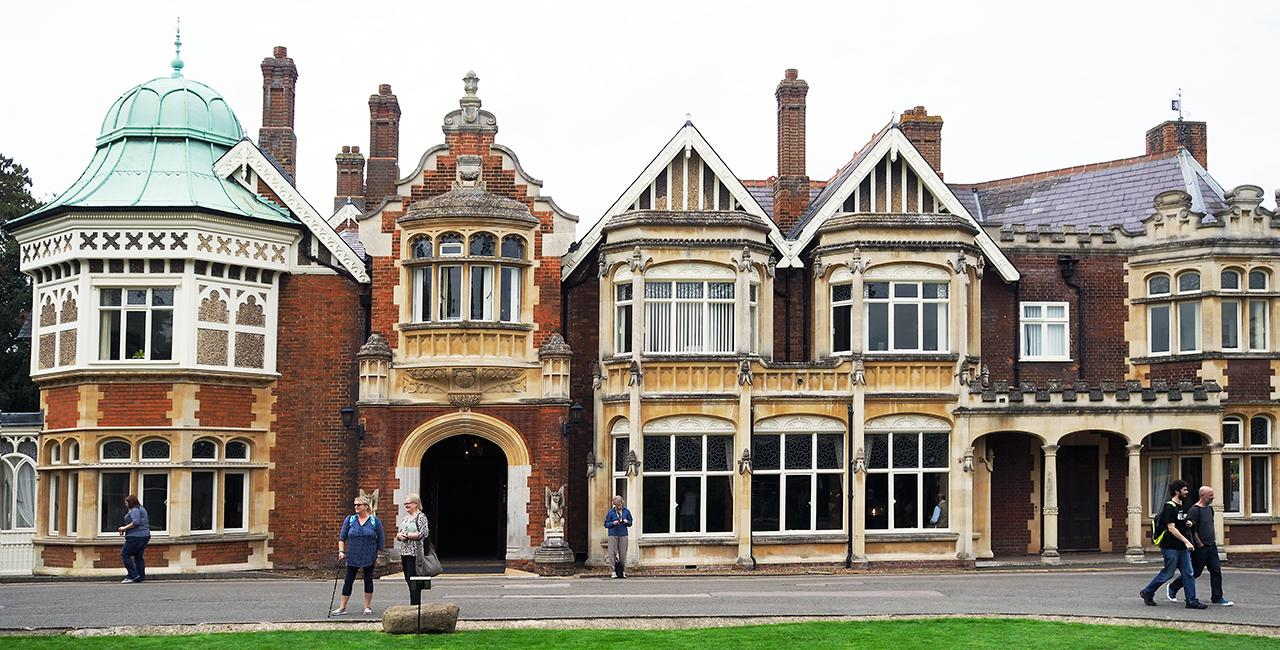 Victorian mansion house