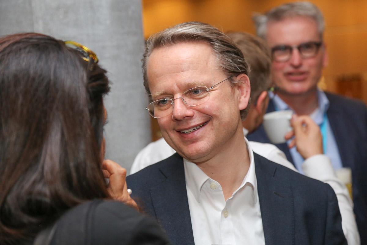 Philip List, Director Erste Financial Life Park, Vienna Austria