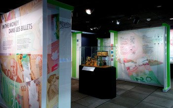 In the Money exhibition