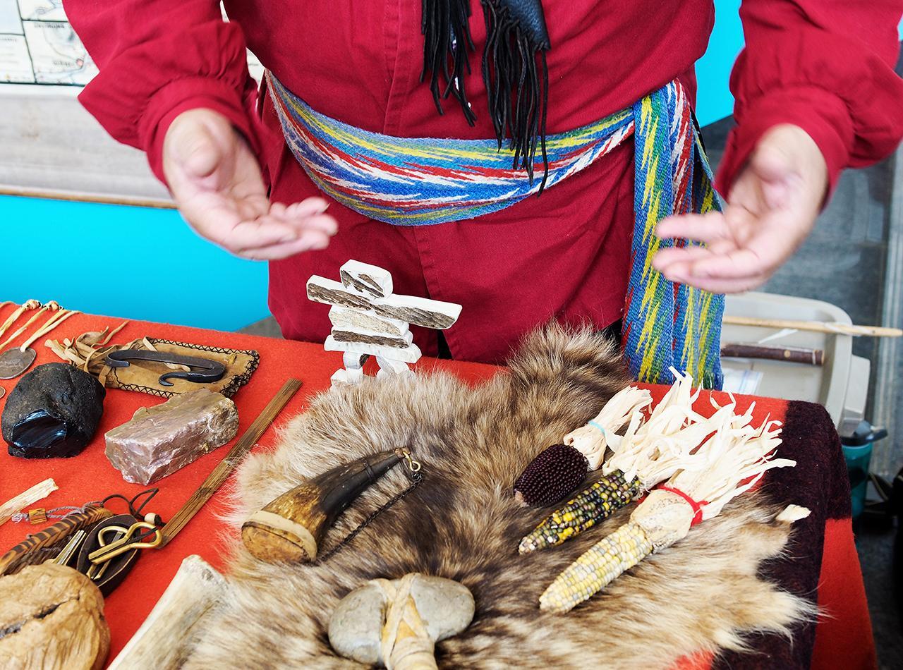 fur trade artifacts