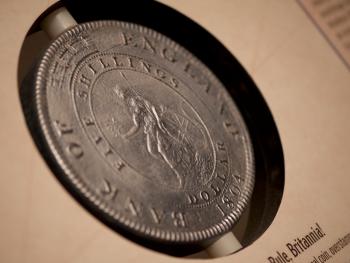 model coin