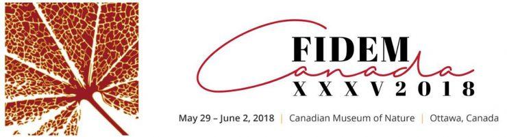 FIDEM congress logo