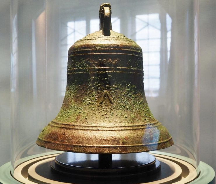 artifact, ship's bell