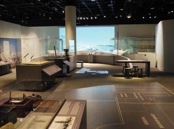 museum, exhibits