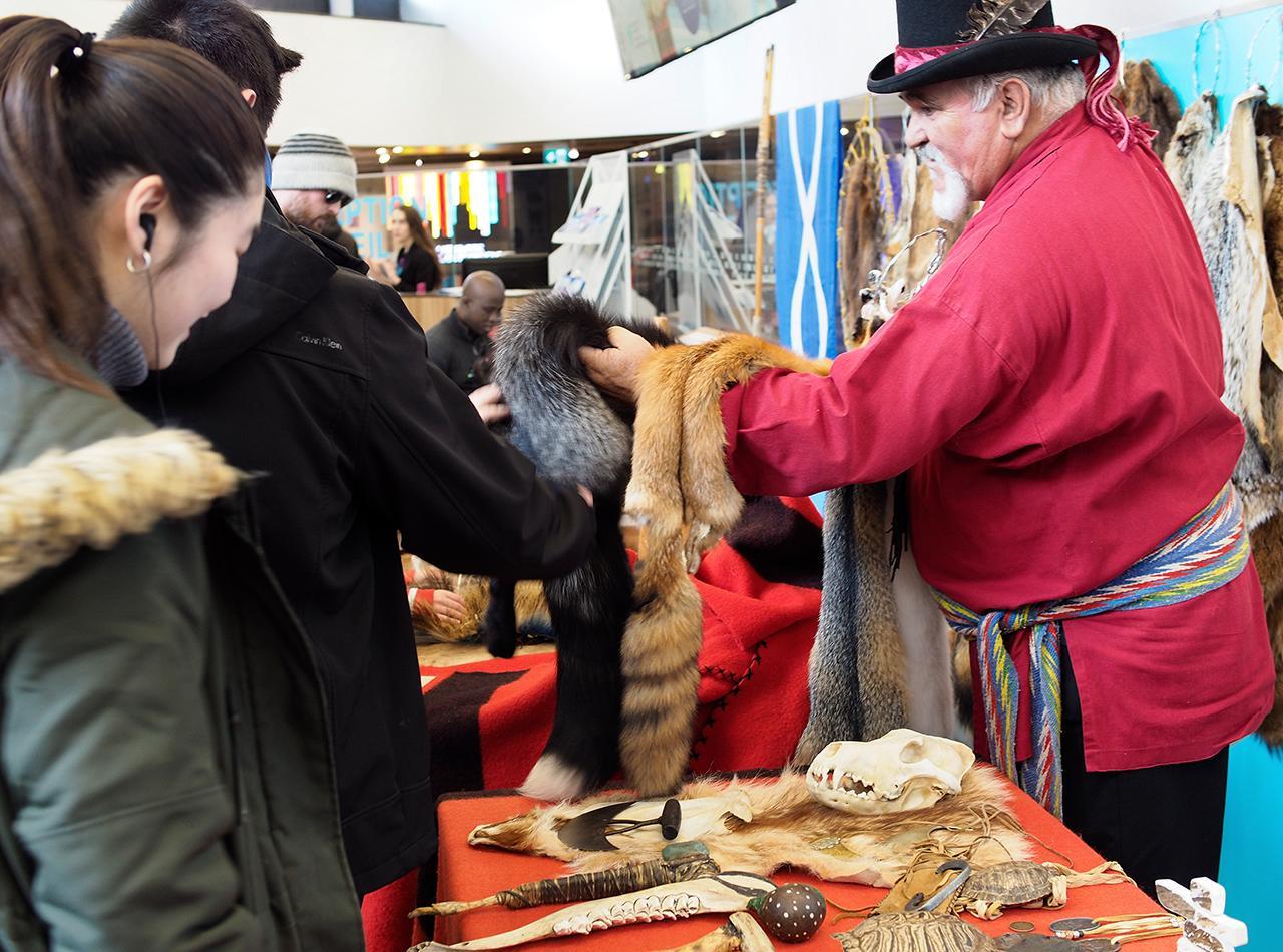 furs, fur trapper, Métis