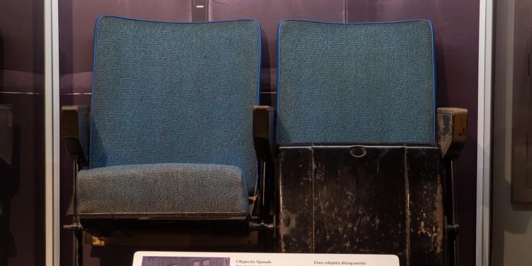 Roseland Theatre Seats