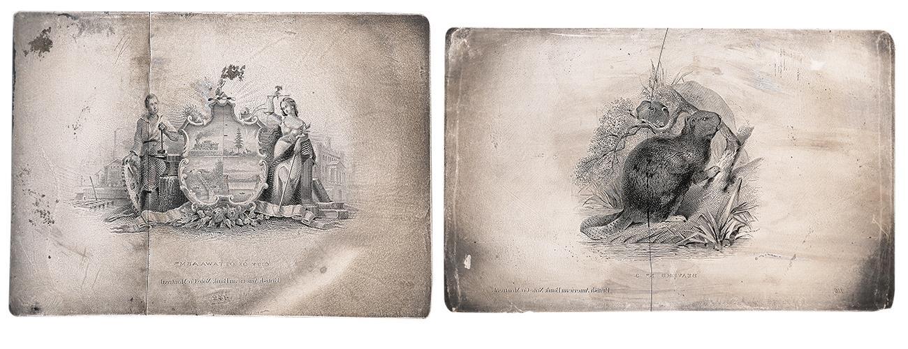 2 printing plates