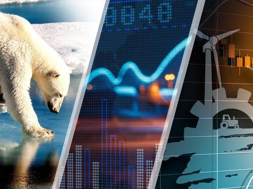 Climate Change: Ecology, Economy, Infrastructure
