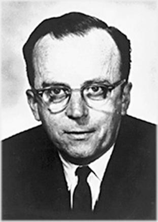 black and white image of man in his fifties