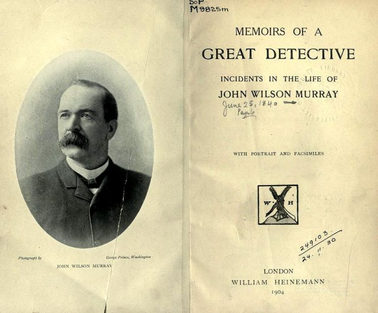 photo of John Wilson Murray